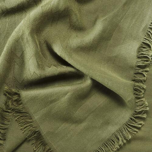 Chal de mezcla de algodón - Pañuelos y Bufandas - MAJE