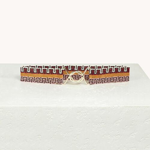 Cinturón de perlas - Cinturones - MAJE