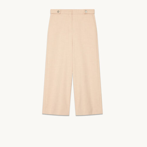 Pirata ancho - Pantalones - MAJE