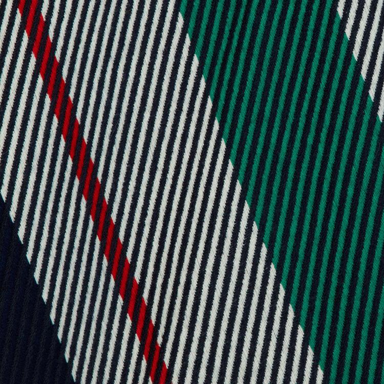 Poncho de punto Jaquard : Pañuelos & Ponchos color Azul