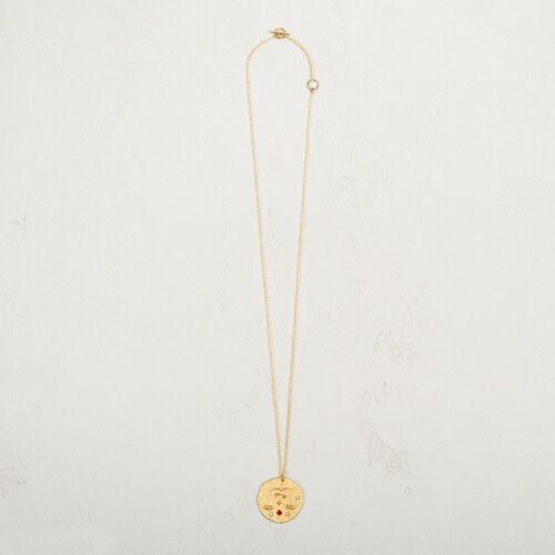 Collar de signo del Zodíaco Libra - Bisuteria - MAJE
