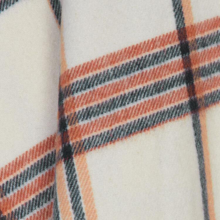 Poncho con motivo rayas : Pañuelos & Ponchos color Multicolor
