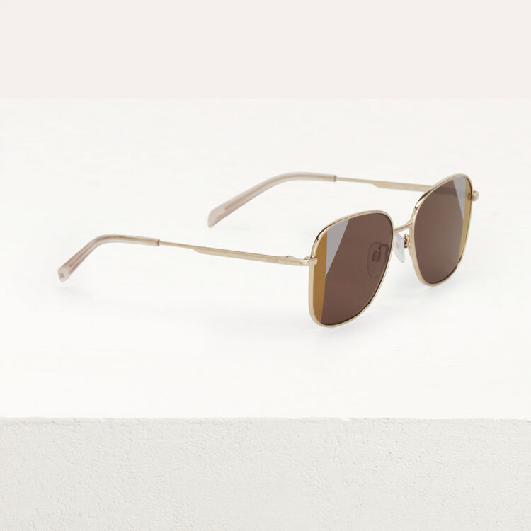 Gafas de sol en metal : Gafas color Multicolor