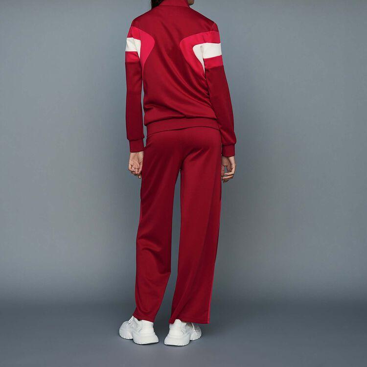 Pantalón de jogging : Pantalones color Frambuesa