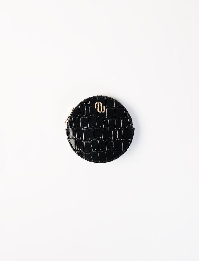 Cinturón con monedero de piel - Bisuteria - MAJE