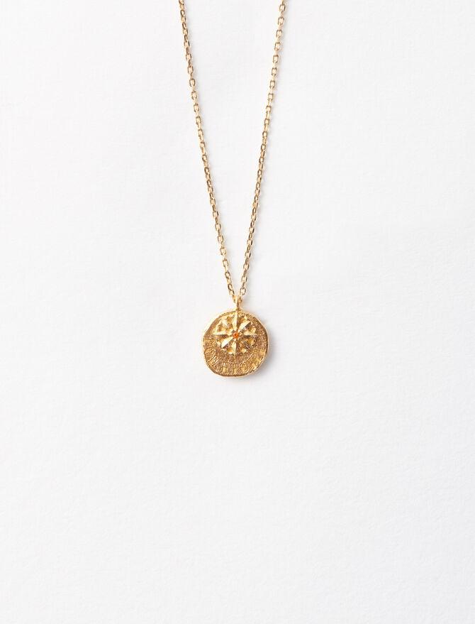 """Collar chapado en oro """"Mon étoile"""" -  - MAJE"""