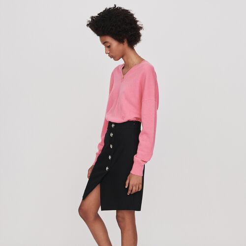 f41d61337 Faldas y shorts - COLECCIÓN - prêt-à-porter - Maje.com