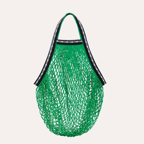 Fisher bag : Totes & M Walk color Naranja