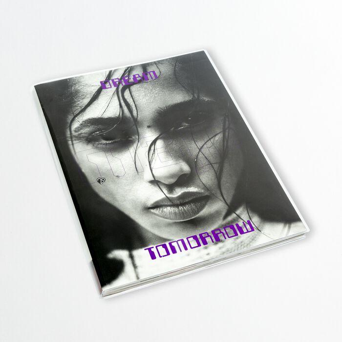 """""""Dream Tomorow"""" libro : Gadgets color Blanco"""