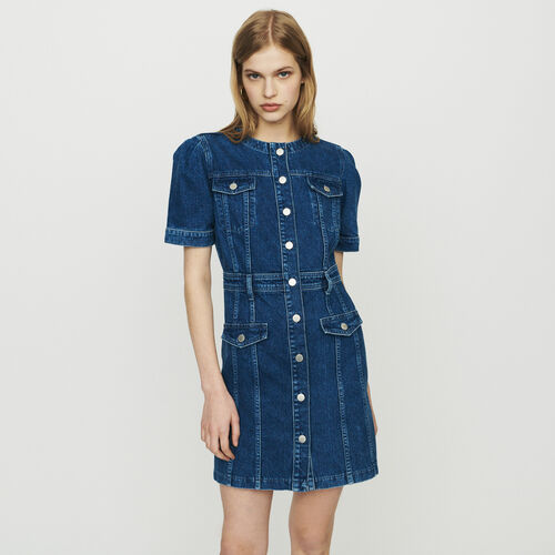 Vestido vaquero  : Vestidos color Denim
