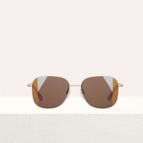 Lunettes de soleil en métal : Gafas color Multicolor