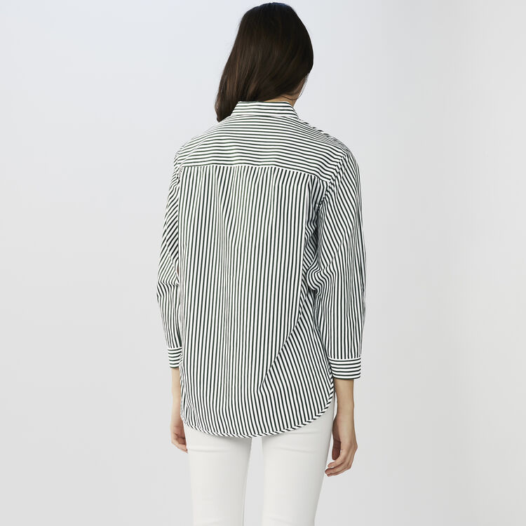 Striped shirt : Camisas color Rayas