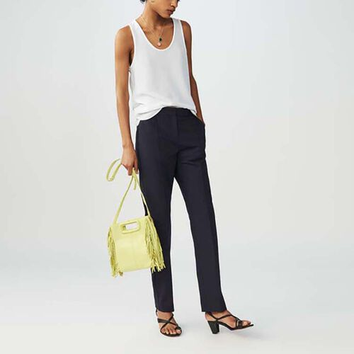 Striped trousers : Pantalones color Rayas