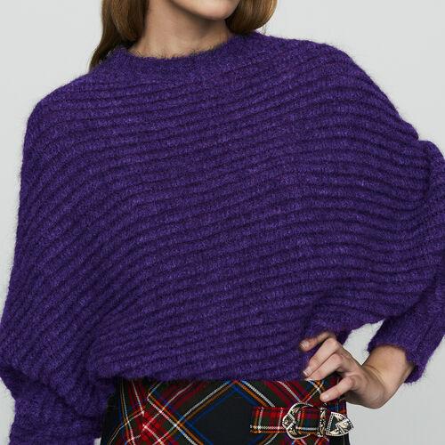 Jersey corto de corte oversize : Ver todo color ECRU