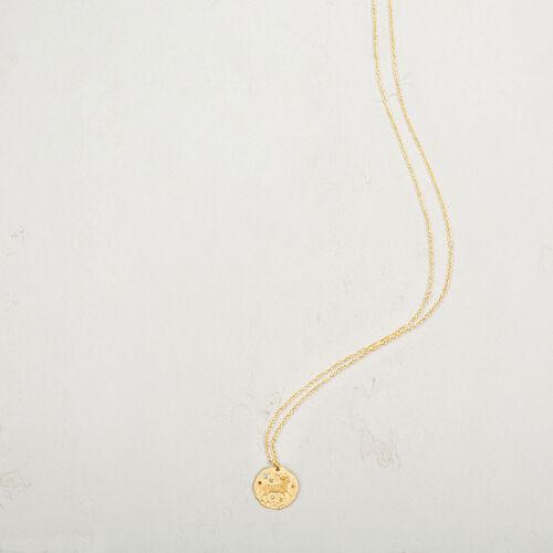 Collar de signo del Zodíaco Aries - Bisuteria - MAJE