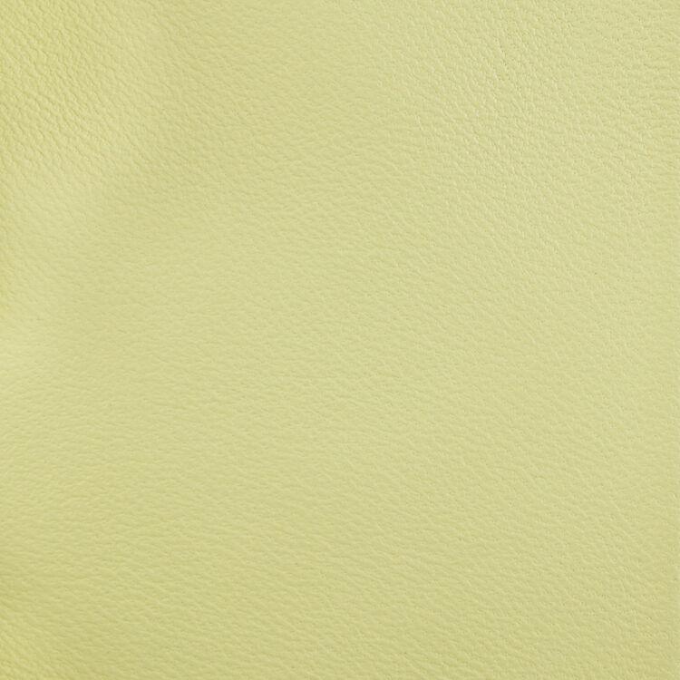 Bolso M de piel de cordero : Bolsos M color Amarillo