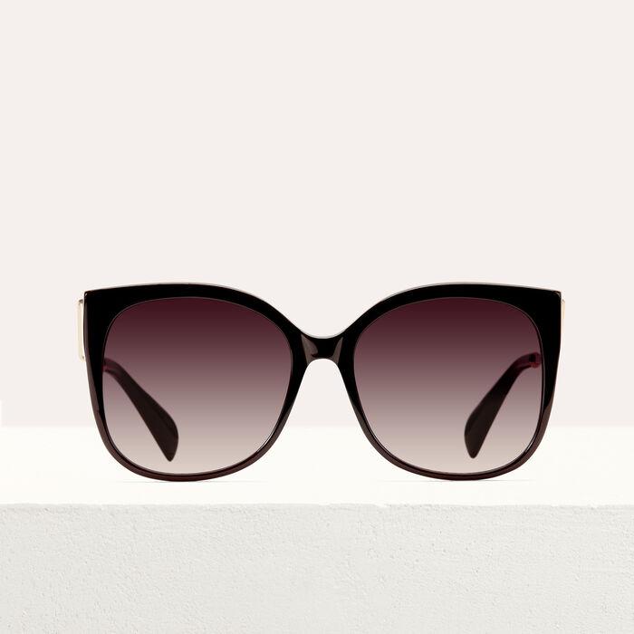 SG010757 Gafas de sol retro - Ver todo - Maje.com