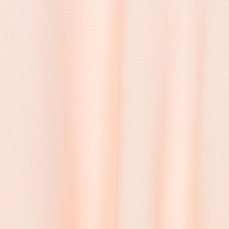 Vestido largo asimétrico sin mangas : Vestidos color PECHE