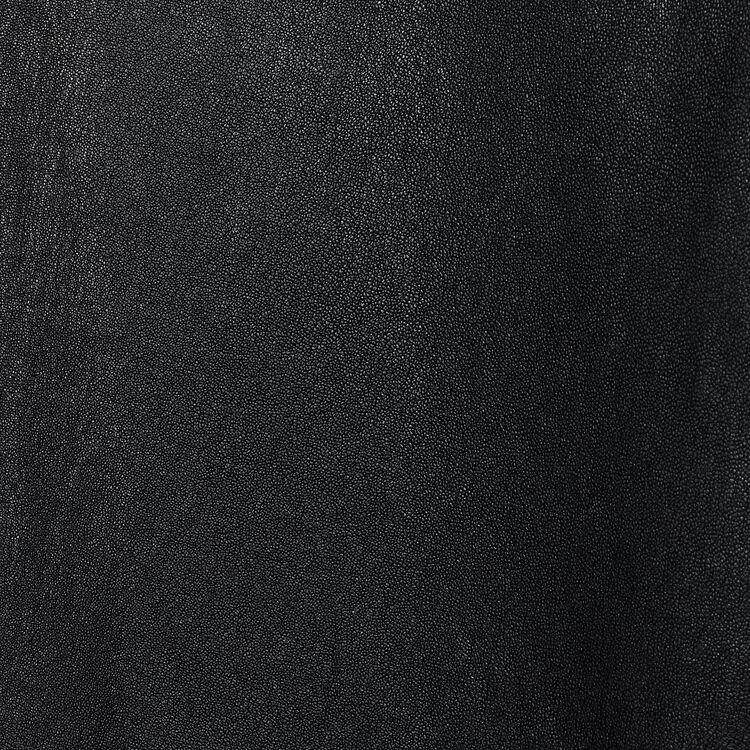 Legging de piel stretch : Prêt-à-porter color Negro