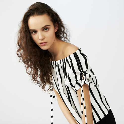 Striped top : Tops color Rayas