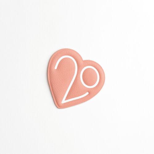 Parche X 20 años : Urban color Rosa
