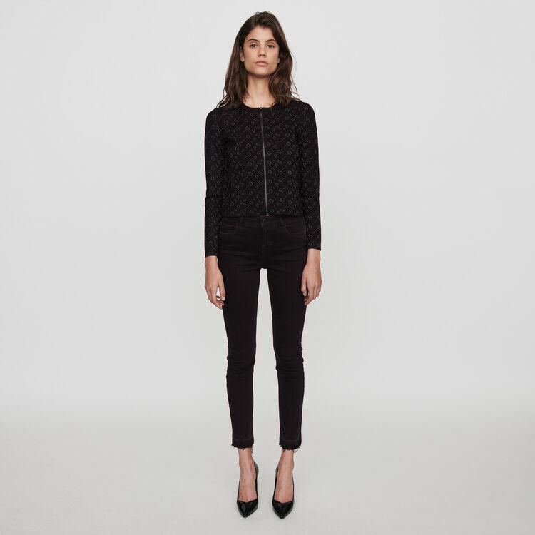 Jean slim básico : Pantalones y Jeans color Antracita