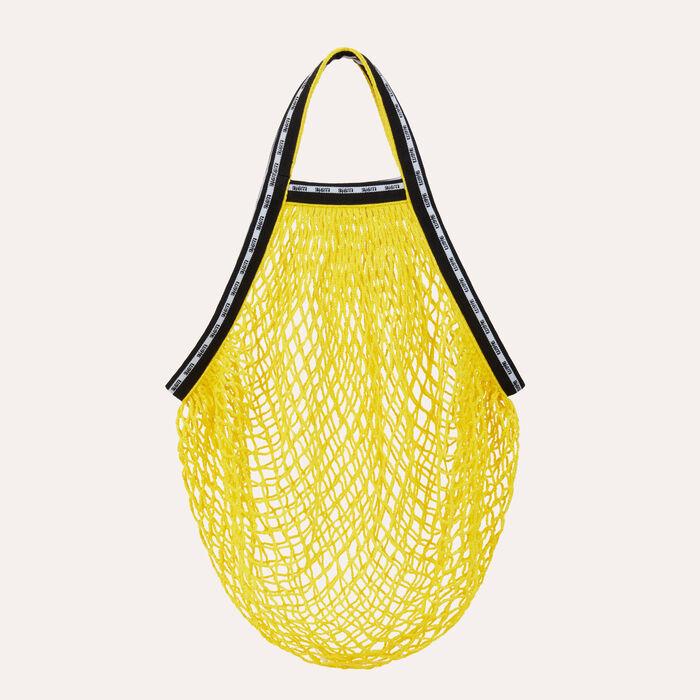 Fisher bag : Totes & M Walk color Amarillo