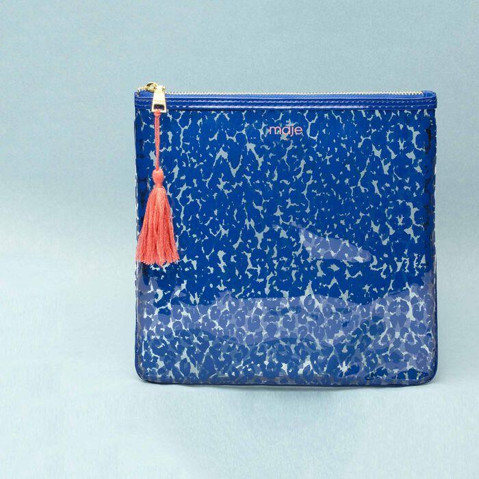 Bolsillo de la playa : Gift with purchase color Transparente
