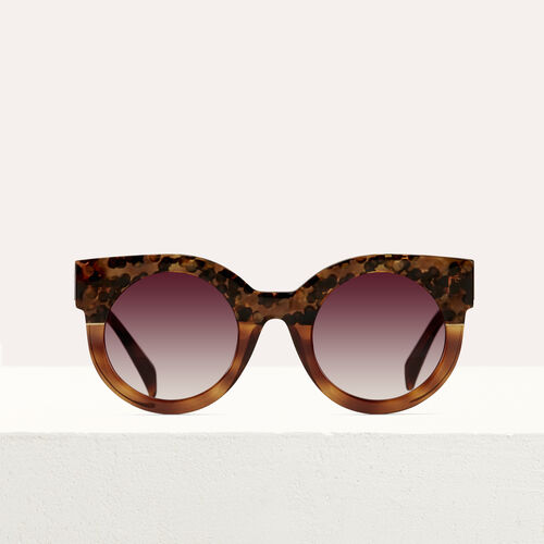 Gafas de sol cat eye : Gafas color ECAILLE