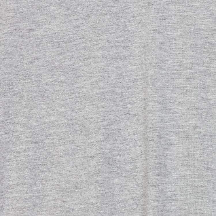 Embroidered T-shirt : Prêt-à-porter color Gris