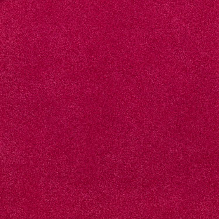 Bolso tipo alforja de ante : Bolsos M color Frambuesa