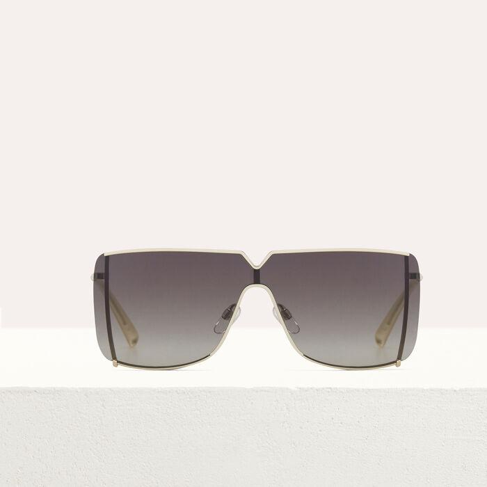 Lunettes de soleil Masque en métal : Gafas color Multicolor