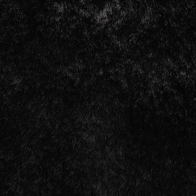 Bolso M de piel fantasia : Bolsos M color Negro
