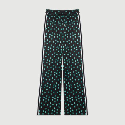 Patalón loose estampado : Pantalones color IMPRIME