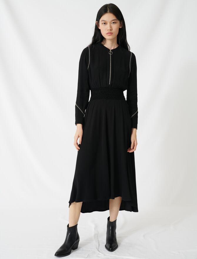 Robe manches longues - Vestidos - MAJE