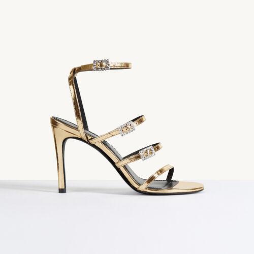 Sandalias de tacón - Zapatos - MAJE