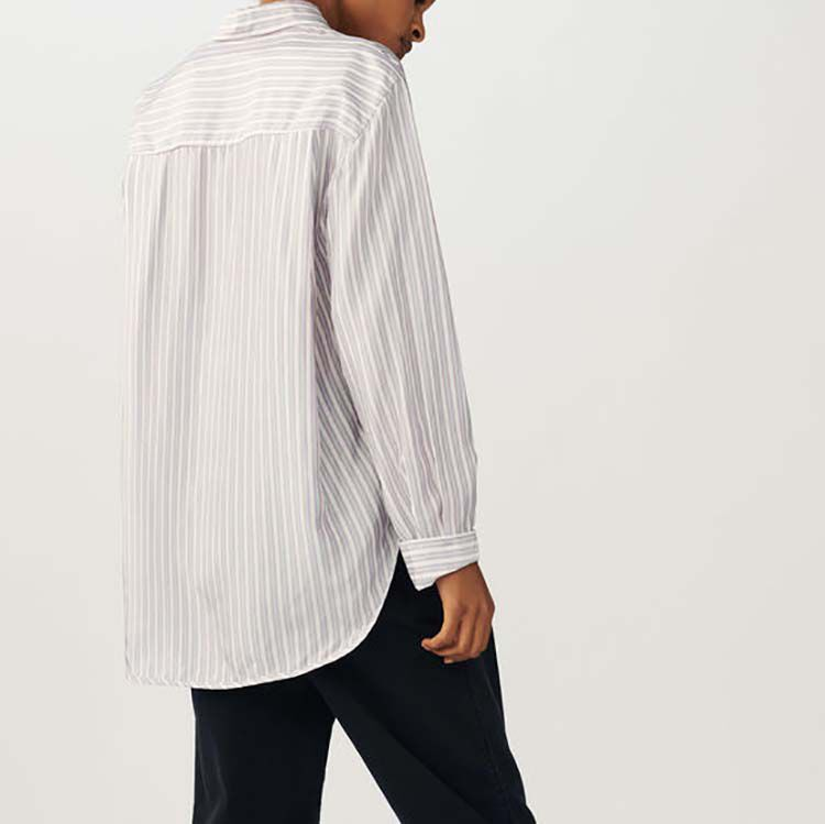Camisa oversize a rayas : staff private sale color Rayas
