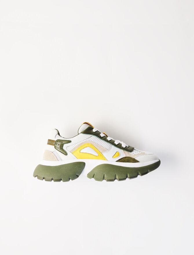 Zapatillas W20 bicolor - Sneakers - MAJE