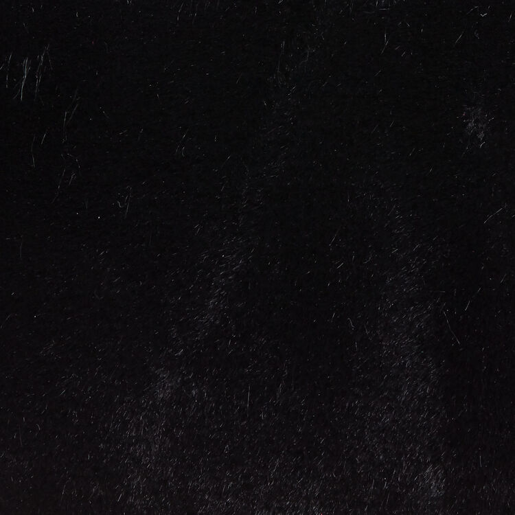 Bolso de noche de falso pelo : Bolsos LDance color Negro
