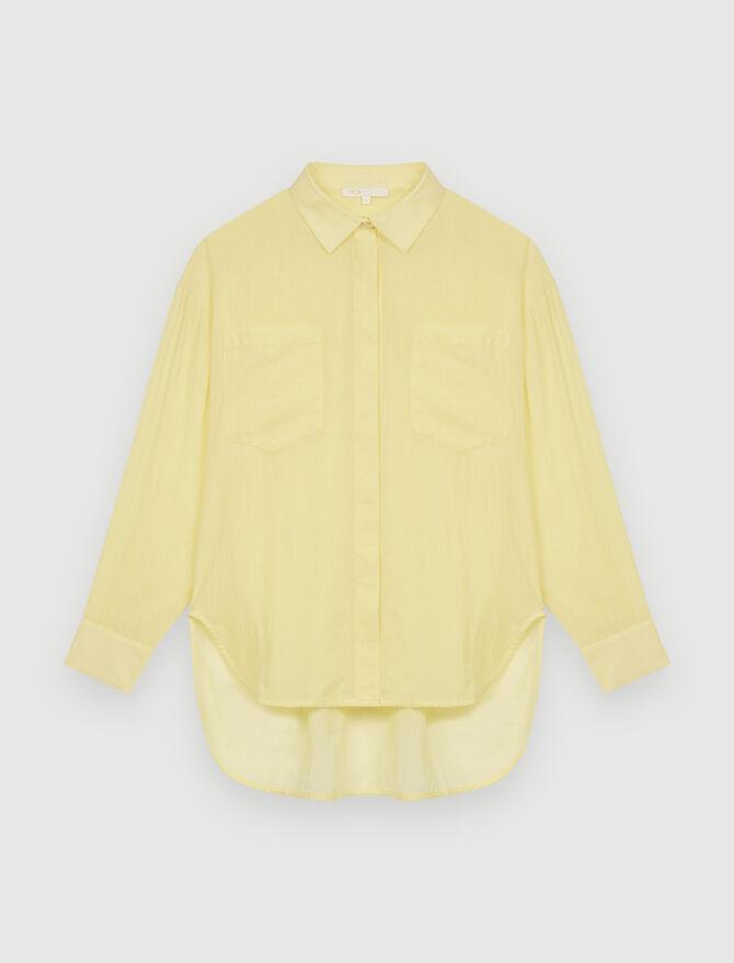 Camisa ligera - Tops y Camisas - MAJE