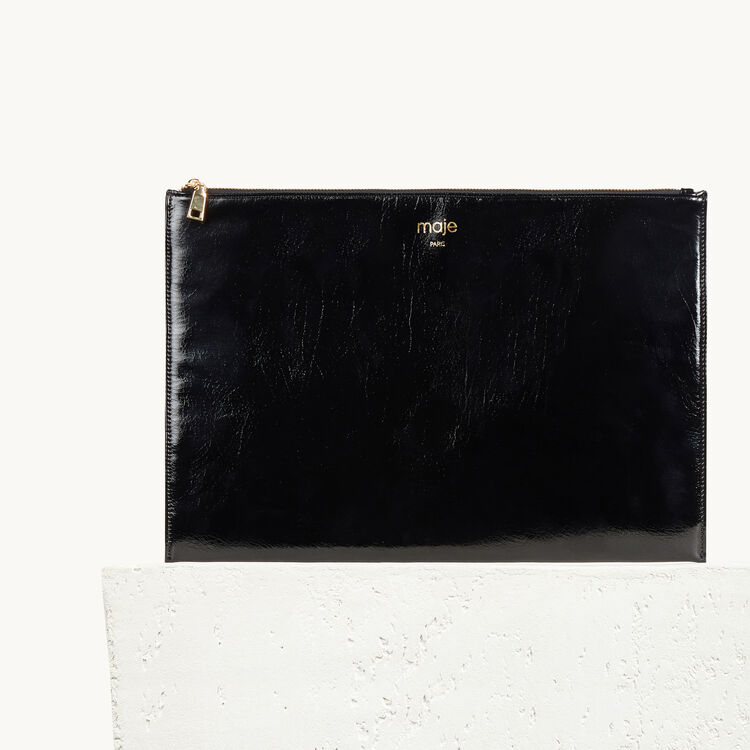 Bolso : Gift with purchase color Negro
